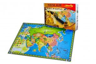 Карта-пазл «Мапа Азії» фото 1