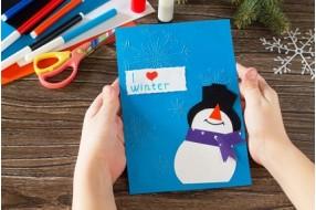 9 грудня - День Народження Різдвяної листівки!