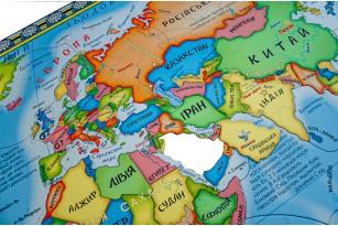 Карта-пазл «Мапа світу» фото 4
