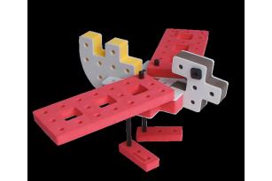 М'який конструктор BAKOBA 32+ деталі 9в1 (200-03) фото 10