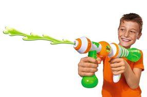Огляд бластера Slime Blaster - нова ера розваг на свіжому повітрі