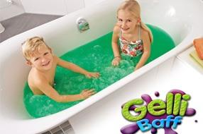 Gelli Baff - гель що перетворює купання в задоволення