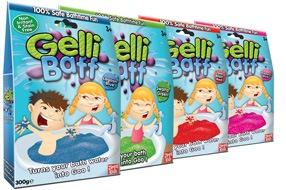 Огляд продукції Gelli Baff