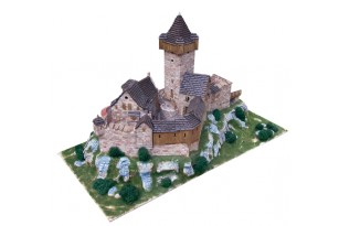Керамічний макет «Замок Фалькенштайн» фото 4