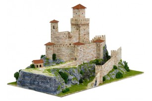 Керамический макет башни «Гуаита Прима-Торре» фото 2