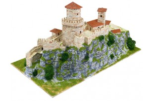 Керамічний макет вежі «Гуаїта Прима-Торре» фото 3