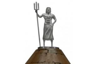 Керамический макет «Александрийский Маяк» фото 3