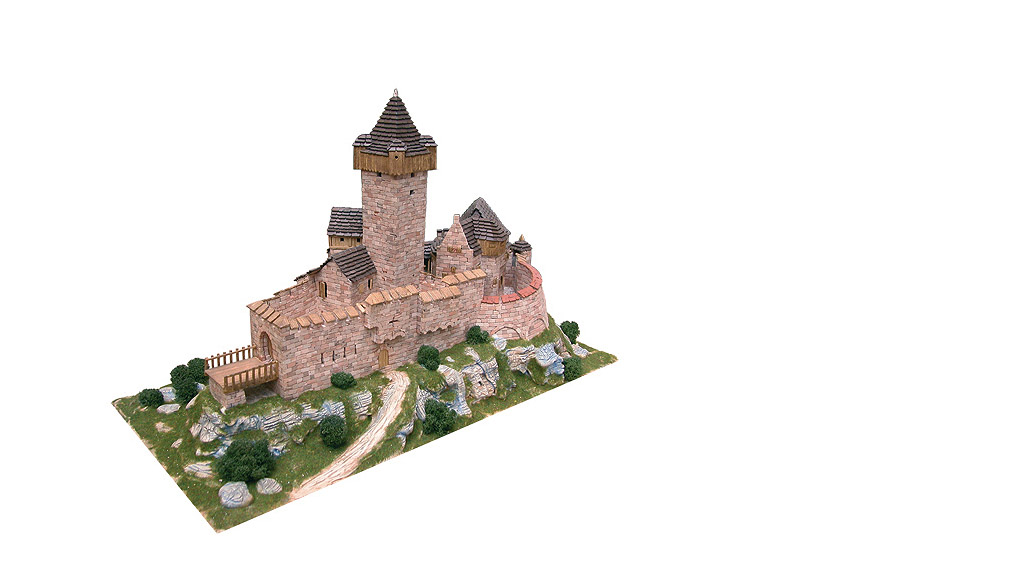 Керамічний макет «Замок Фалькенштайн»