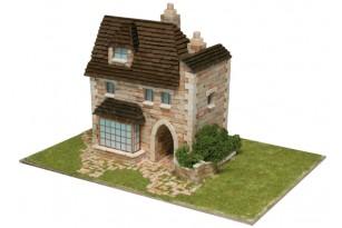 Керамічний макет «Англійський будинок» фото 1