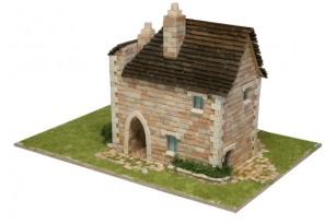 Керамічний макет «Англійський будинок» фото 2