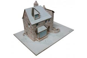 Керамічний макет «Англійський будинок» фото 3