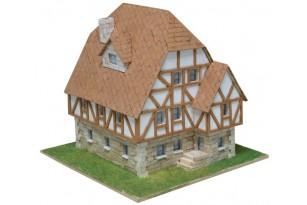 Керамічний макет «Німецький будинок» фото 2