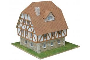 Керамічний макет «Німецький будинок» фото 1