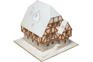 Керамічний макет «Німецький будинок» фото 3
