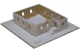 Керамічний макет «Німецький будинок» фото 4