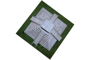 Керамічний макет «Піраміда Кукулькана»
