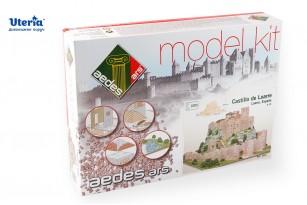 Керамический макет «Замок Лоарре» фото 5