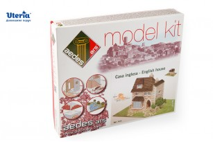 Керамічний макет «Англійський будинок» фото 4