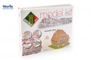 Керамічний макет «Німецький будинок» фото 5