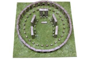 Керамічний макет «Стоунхендж» фото 1