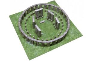 Керамічний макет «Стоунхендж» фото 2