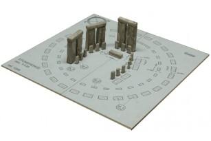 Керамічний макет «Стоунхендж» фото 3