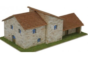 Керамічний макет «Вілла Тоскана» фото 2