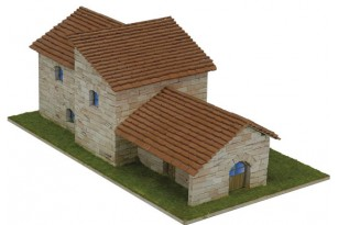 Керамічний макет «Вілла Тоскана» фото 3