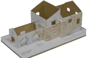 Керамічний макет «Вілла Тоскана» фото 4