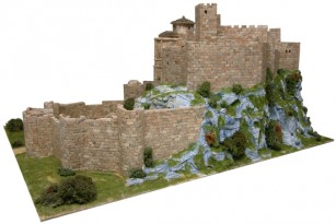 Керамический макет «Замок Лоарре» фото 2