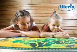 Карта-пазл «Флора і фауна України» фото 6