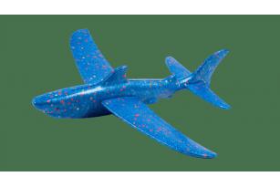 """Метальний планер-літак з пінопласту """"Акула"""" фото 1"""