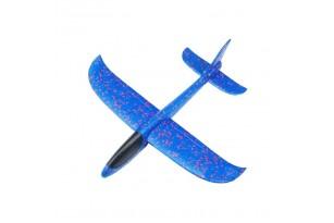 Метальний планер-літак з пінопласту фото 1
