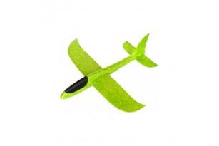 Метальний планер-літак з пінопласту фото 4