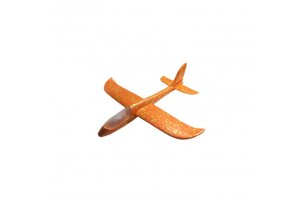 Метальний планер-літак з пінопласту фото 2