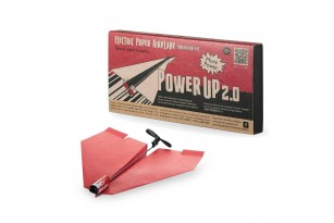 Паперовий літачок Power Up 2.0 фото 1