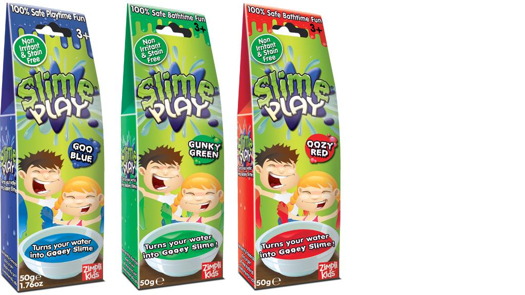 Слиз для ігор Slime Play 50 г