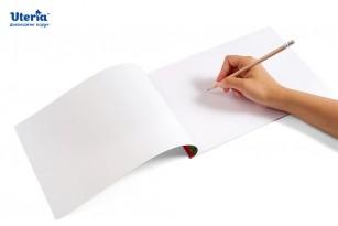 Альбом для рисования «Gearsy Art» красный 12 листов фото 2