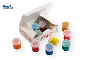 Гуаш для малювання «Gearsy Art» набір 12 кольорів фото 4