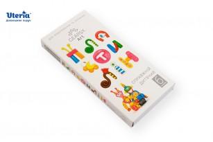 Пластилін дитячий «Gearsy Art», набір із 6 кольорів фото 2