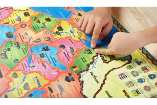 Карта-пазл «Историческая карта Украины» фото 11