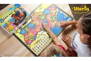 Карта-пазл «Историческая карта Украины» фото 10