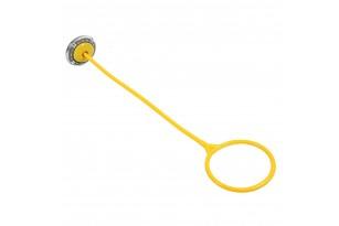 Скакалка на одну ногу з LED роликом фото 4