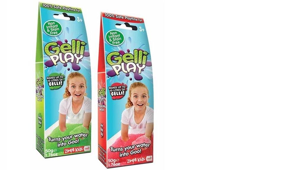 Гель-сніг для ігор Gelli Play 50 г