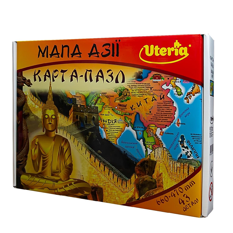 Мапа Азії