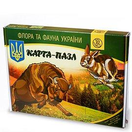 Флора и фауна Украины