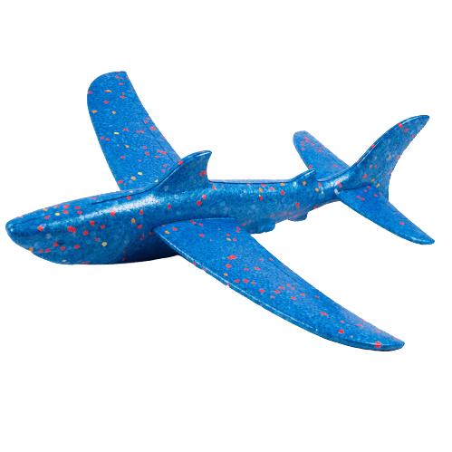 """Метальний літачок """"Акула"""""""