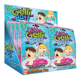 Гель Glitter Slime Baff блискітки 300 г