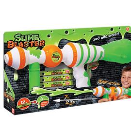 Бластер, стреляющий слизью