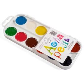 Акварель «Gearsy Art», набор из 12 цветов